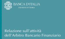 Banca d'Italia: Relazione sull'attività dell'Arbitro Bancario Finanziario – Anno 2015