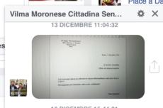 Sollecito interrogazione parlamentare - M5S - On. Moronese