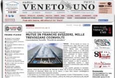 A Radio Veneto Uno si parla del mutuo in EURO indicizzato al Franco Svizzero