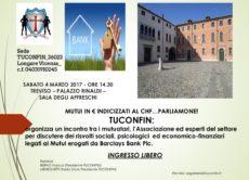 Mutuo in euro indicizzato al Franco Svizzero: PARLIAMONE…a Treviso!!