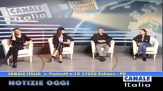 TUCONFIN ospite a NOTIZIE OGGI di CANALE ITALIA - Streaming puntata del 27 marzo 2017